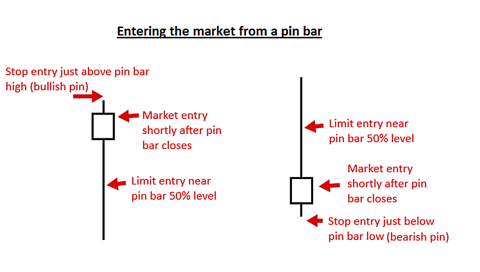 Pin Bar Indicator